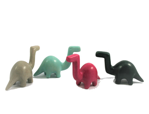 Dinosaurs 3 cm (24 display box - min 24)