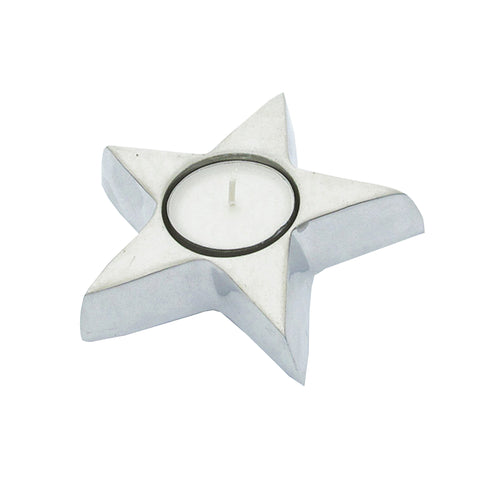 Ivory Star Tealight - SOLO PRODUCT SPECIAL SALE PRICE (min 2)