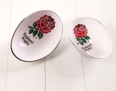 England Rugby Oval Bowl Petite