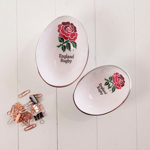 England Rugby Oval Bowl Small (trade min 4)