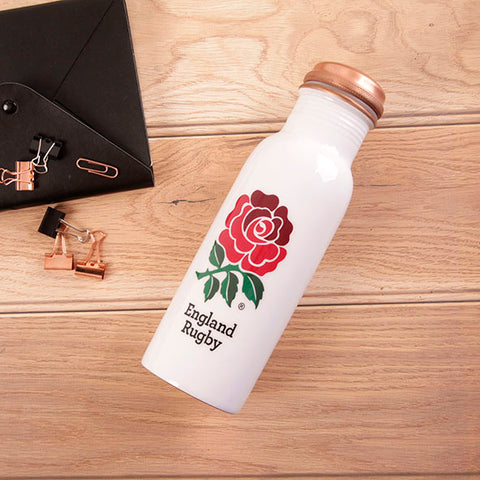 England Rugby Copper Water Bottle 750ml