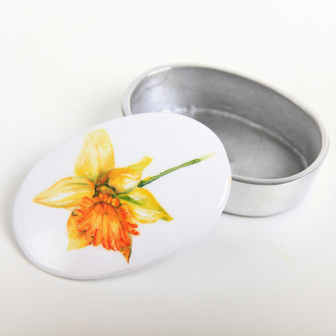 Daffodil Trinket Box (Trade min 4 / Retail min 1)
