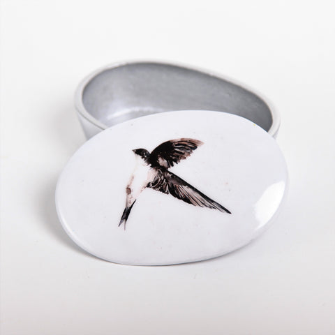 House Martin Trinket Box (min 4)