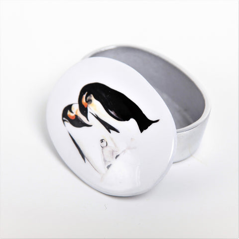 Penguin Trinket Box (min 4) (New Product in Stock March 2019)