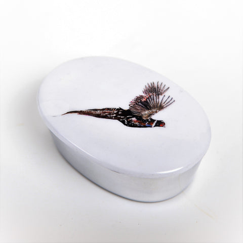 Pheasant Trinket Box (Trade min 4 / Retail min 1)