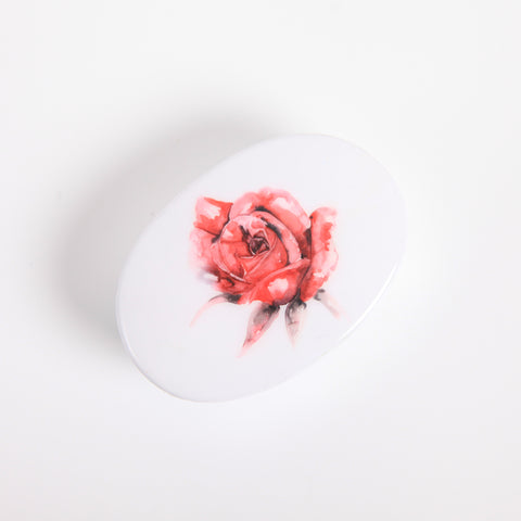 Red Rose Trinket Box (min 4)