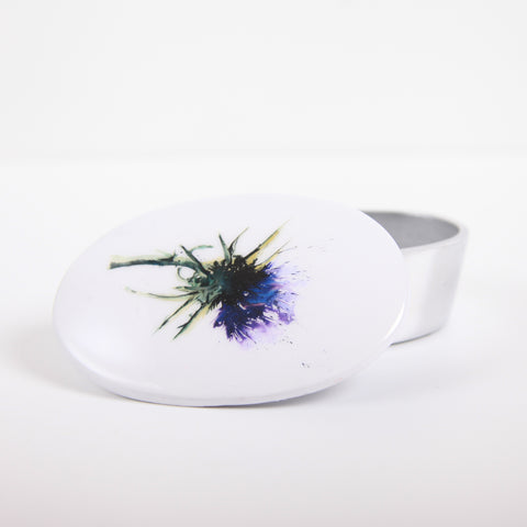 Thistle Trinket Box (trade min 4)