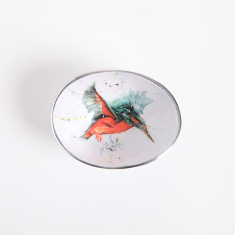 Kingfisher Oval Bowl Petite (min 4)