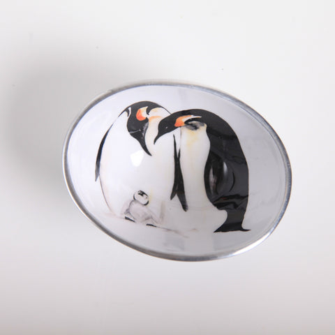 Penguin Oval Bowl Petite (Trade min 4 / Retail min 1)