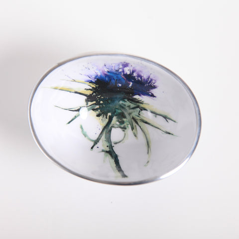 Thistle Oval Bowl Petite (trade min 4)