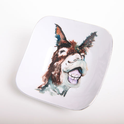 Delores the Donkey Square Bowl (min 4)