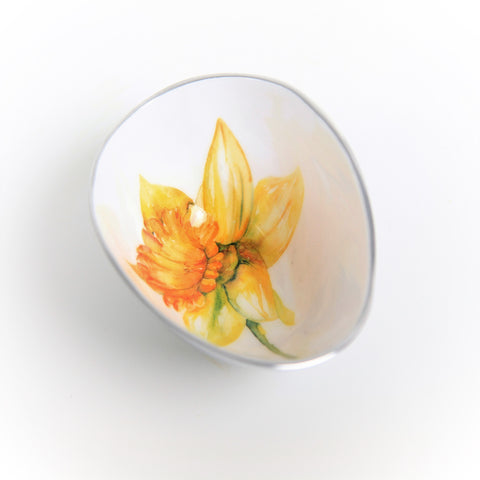 Daffodil Oval Bowl Small (Trade min 4 / Retail min 1)