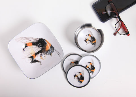 Bee Oval Bowl Petite (min 4) (New Product in Stock April 2019)