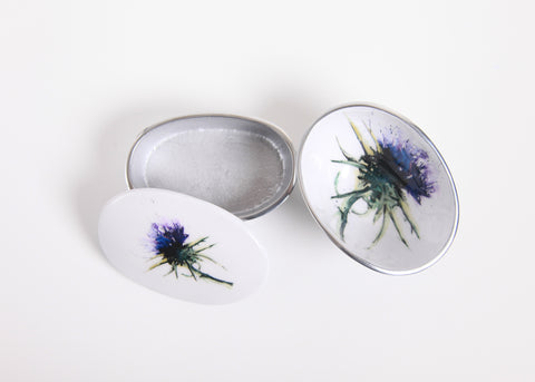 Thistle Oval Bowl Petite (min 4) (New Product in Stock March 2019)