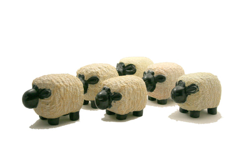 Black Nose Sheep 7 cm (min 6)