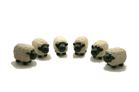 Black Nose Sheep 5 cm (trade min 6)