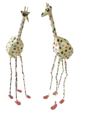 Seedpod Polka Dot Giraffe