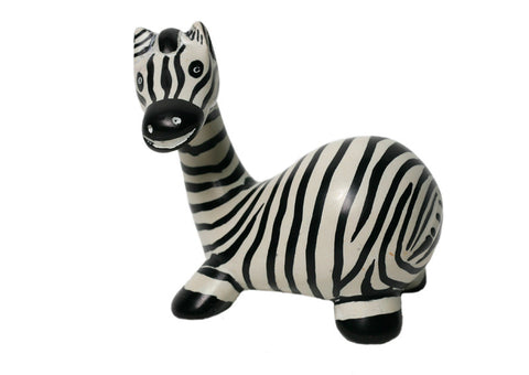 Samburu Zebra - Small (min set of  6)