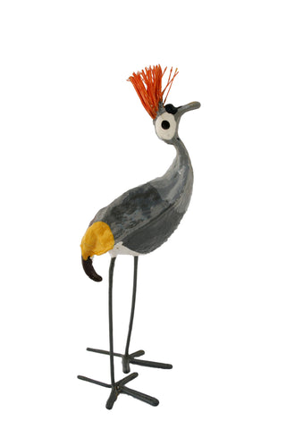 Seedpod Crowned Crane