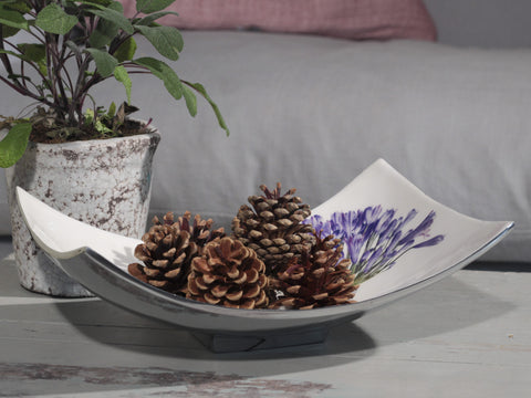 Agapanthus Rectangular Dish  (Trade min 2 / Retail min 1)