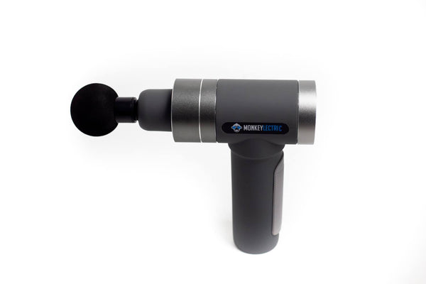 Monkeylectric Dynamic Massage Gun Supreme - Graphite Grey