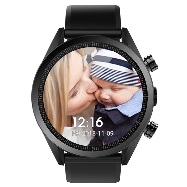 Monkeylectric Ksmart2 Smartwatch - Rapid Black