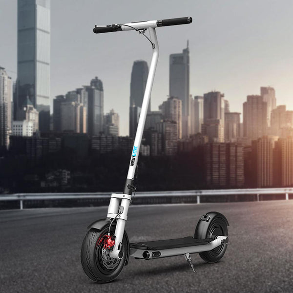 Monkeylectric S17 - 8.5inch Electric Scooter 540W - White