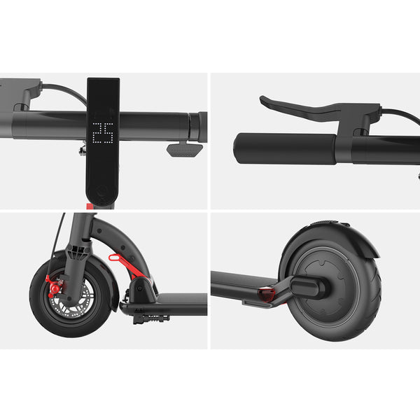 "SuperMonkey S15 - 8.5"" Electric Scooter 300W - Black"