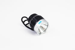 L5 - Front Bicycle Light 300 Lumens, 3 Mode Bike - Silver