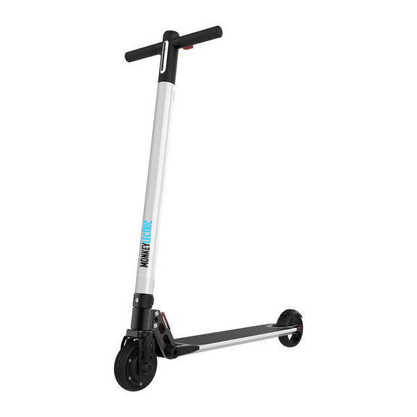 Monkeylectric S14 - 6inch Electric Scooter 480W - RS White