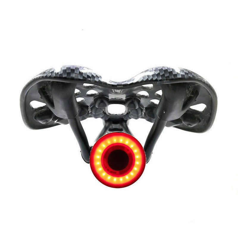 X2 -  Smart Bicycle Tail Light Intelligent Sensory Brake Light