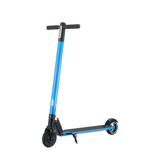Monkeylectric S14 - 6inch Electric Scooter 480W - Galaxy Blue