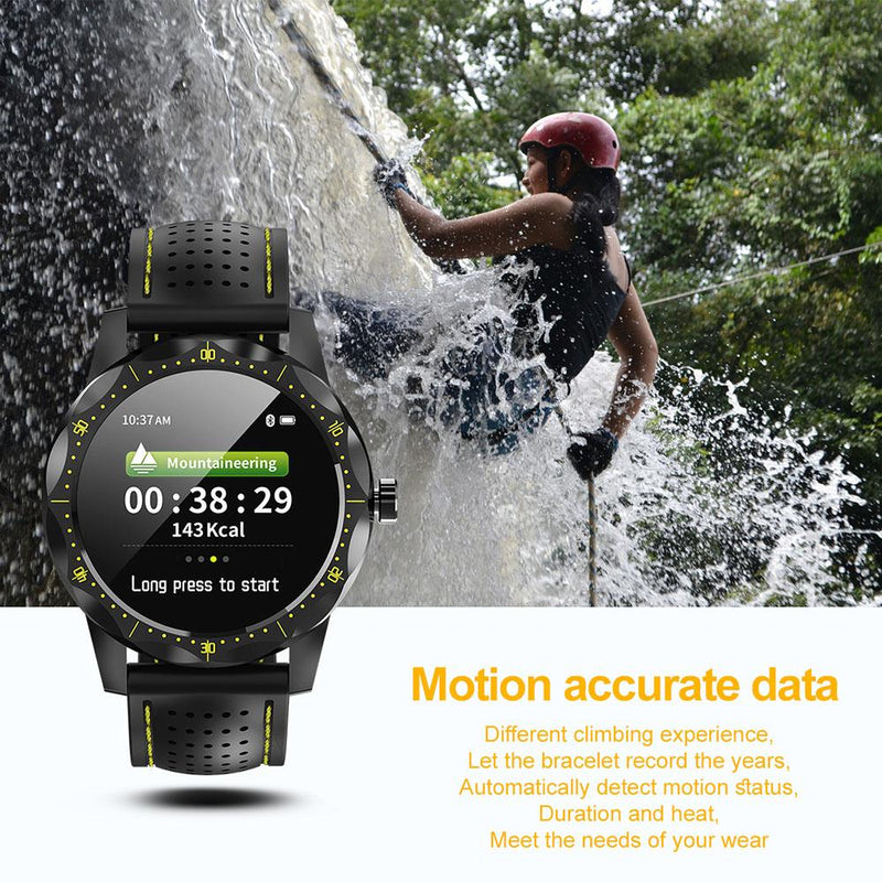 Monkeylectric Gsmart Smartwatch - Sport Yellow