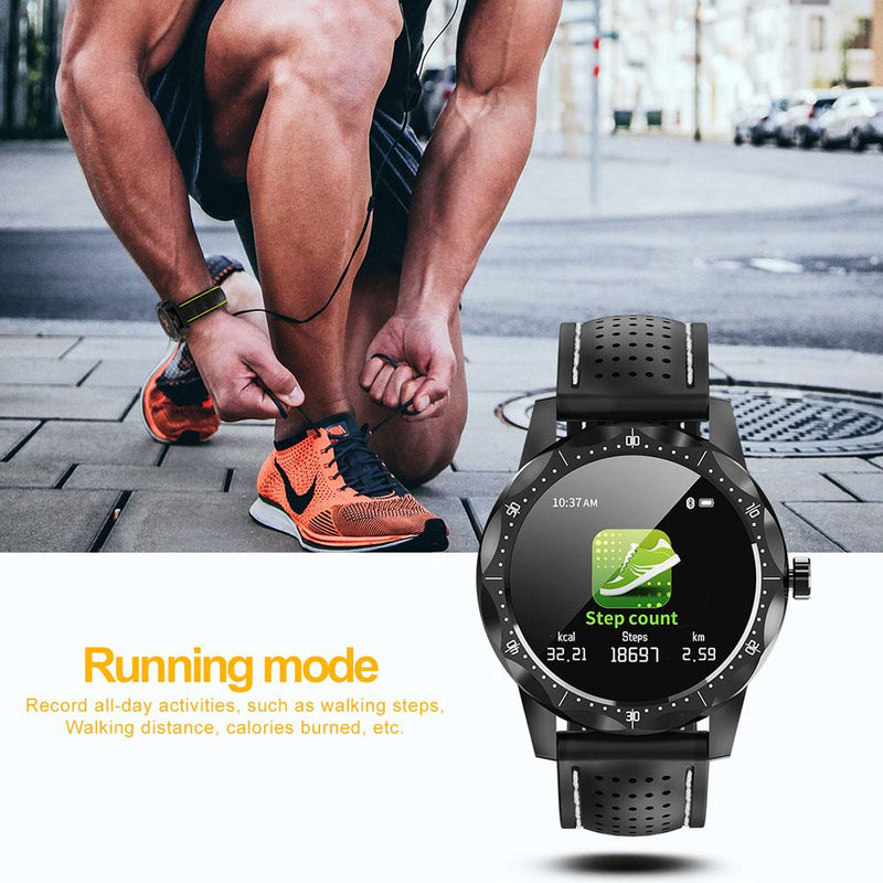 Monkeylectric Gsmart Smartwatch - Sport White