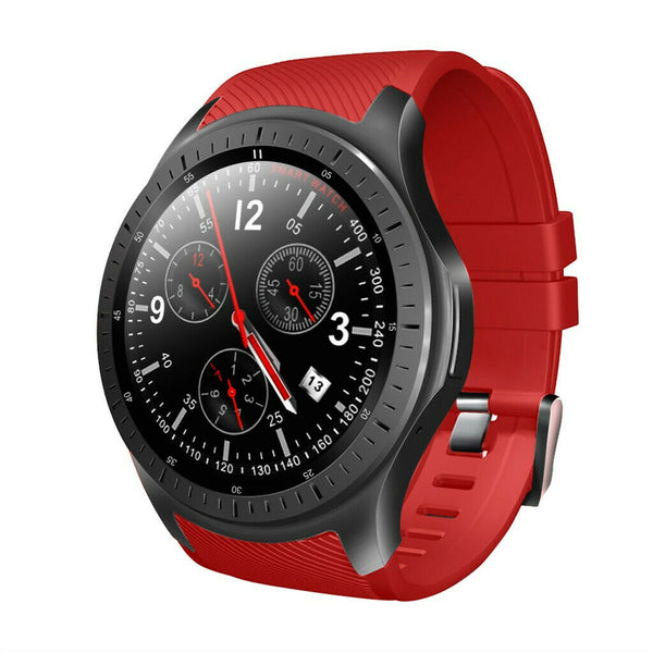 Monkeylectric Gsmart1 Smartwatch - Sport Red