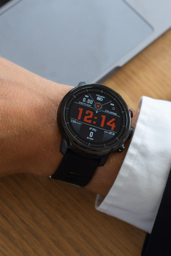 Monkeylectric Spsmart Smartwatch - Adventure Black