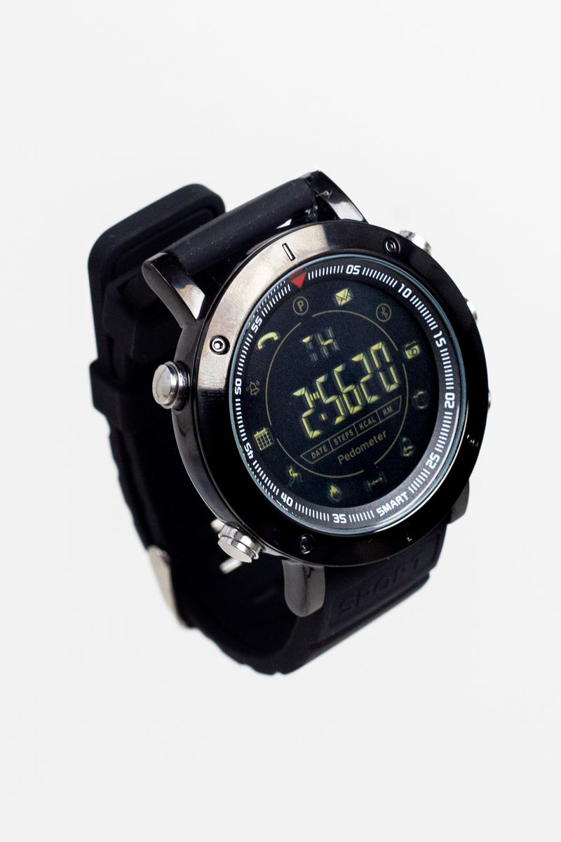 Monkeylectric Zsmart Swift Smartwatch - Black