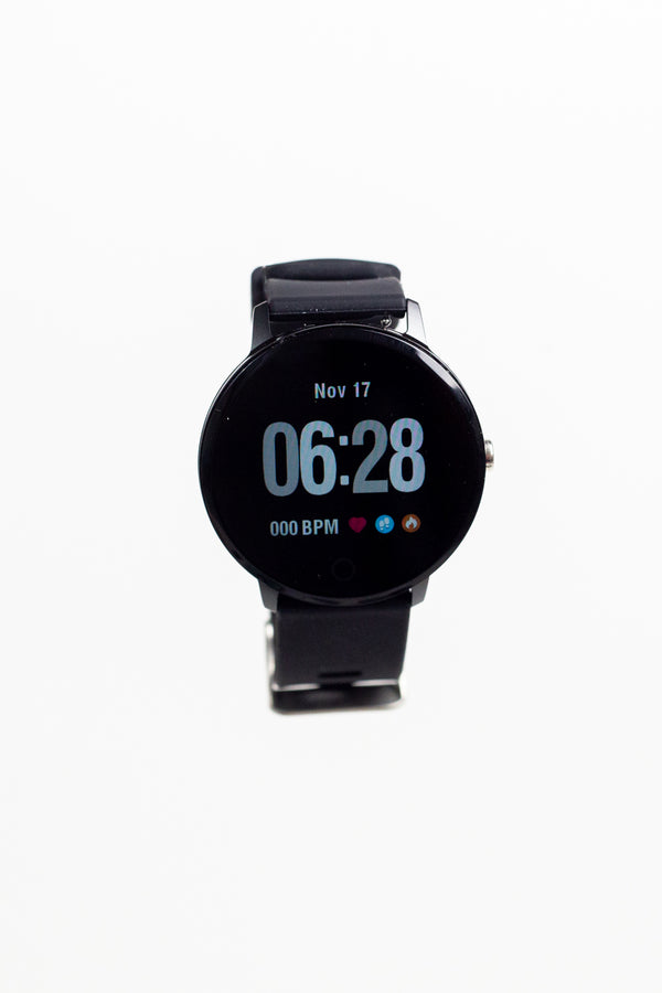 Monkeylectric Vsmart2 Velocity Smartwatch - Black