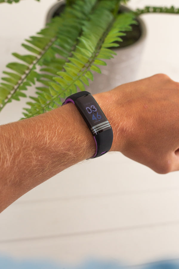 Monkeylectric FitZ Smartwatch - Purple