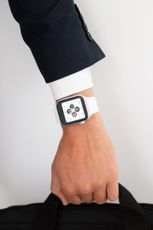 Monkeylectric iSmart+ - Explorer Smartwatch RS White limited edition.