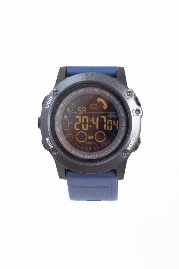 Monkeylectric Zsmart1 Swift Smartwatch - Blue