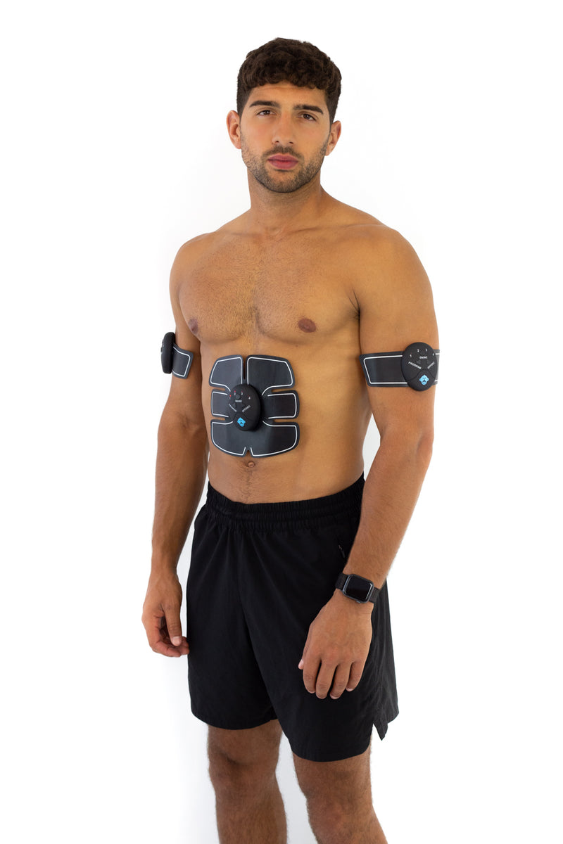 Monkeylectric Stimulator Muscle Trainer with 6 modes & EMS Technology