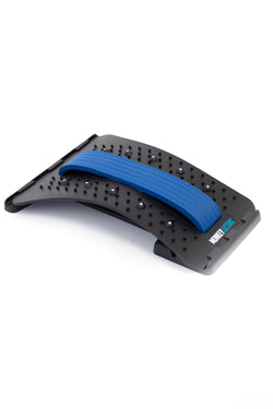 Monkeylectric Back Pain Relief Support - 3 Adjustable Settings - Galaxy Blue