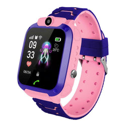 Monkeylectric Kids Smartwatch - Thunder Pink