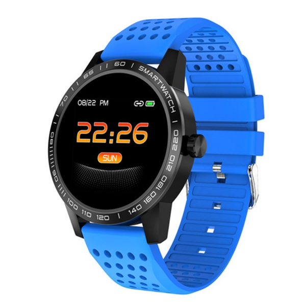 Monkeylectric Ksmart1 Smartwatch - Rapid Galaxy  Blue