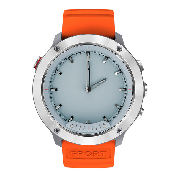 Monkeylectric Qsmart6 Thunder Smartwatch - Orange
