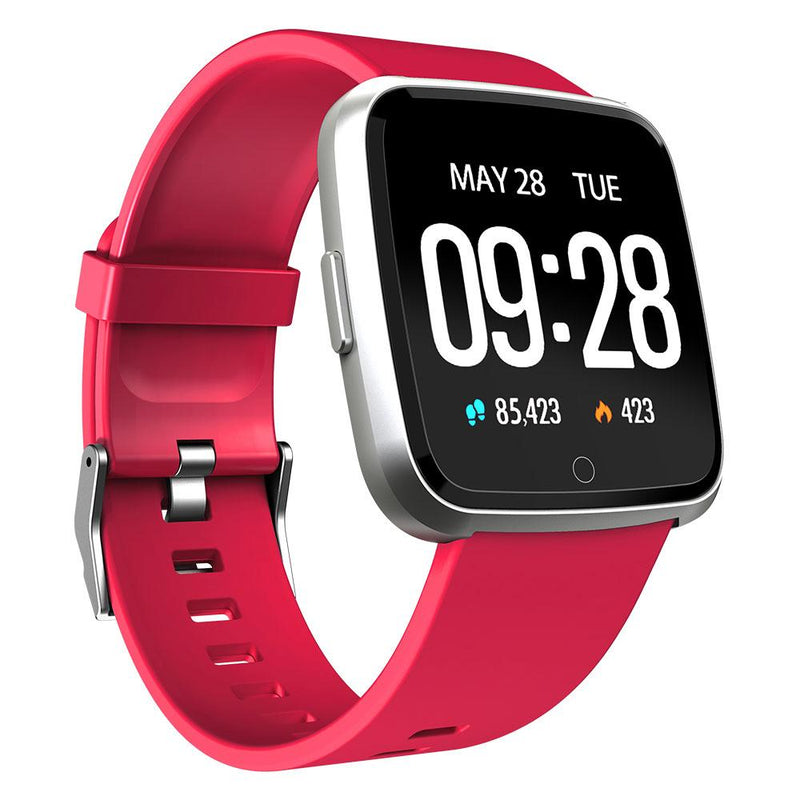 Monkeylectric Lsmart5 Smartwatch - Tailored Perfect Pink
