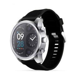 Monkeylectric Qsmart5 Thunder Smartwatch - Black
