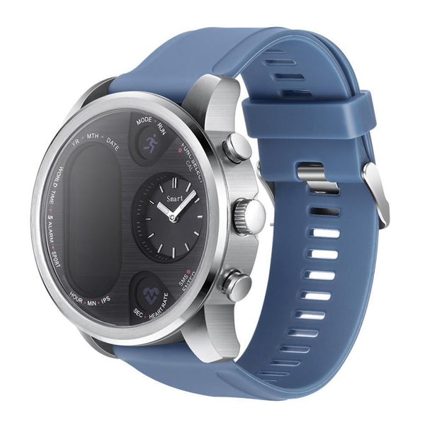 Monkeylectric Qsmart5 Thunder Smartwatch - Blue