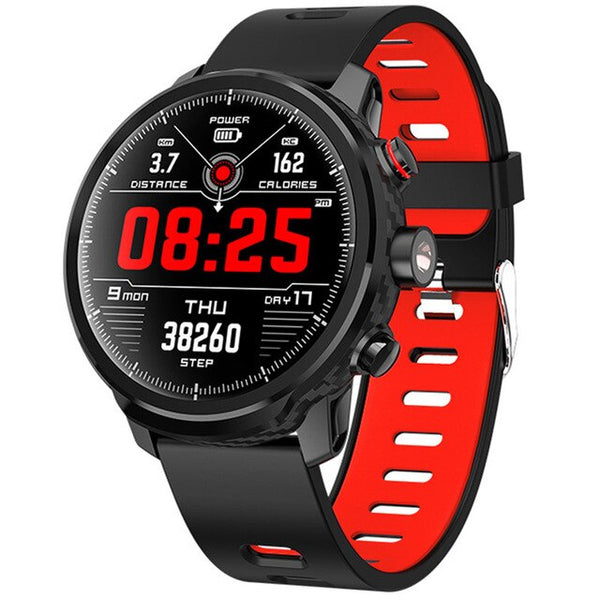 Monkeylectric Spsmart Adventure Smartwatch - Red